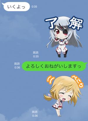 IS<インフィニット・ストラトス>(LINEマンガ)