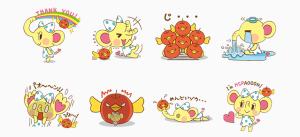 HSPAOON&りんご鳥(オルビス)