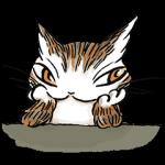 【新作スタンプ】猫のダヤン スタンプ