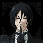 【新作スタンプ】黒執事 スタンプ