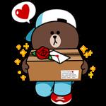 【限定スタンプ シリアルナンバー】LINE配送で便利にお届け♪ スタンプ(2015年09月19日まで)