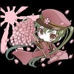 【新作スタンプ】初音ミク 「千本桜」 スタンプ