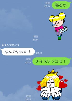 【限定スタンプ】LINEレンジャー スタンプ(2014年10月07日まで)