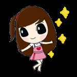 【限定無料クリエイターズスタンプ】momo&joon pyo スタンプ(無料期間:2014年12月21日まで)