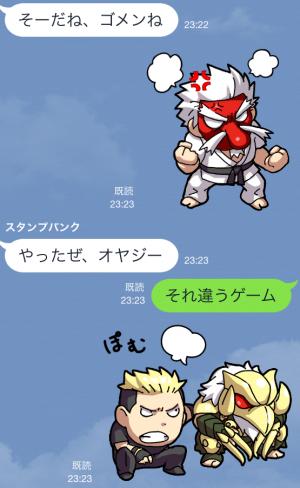 【ゲームキャラクリエイターズスタンプ】THE KING OF FIGHTERS vol.1 スタンプ (9)