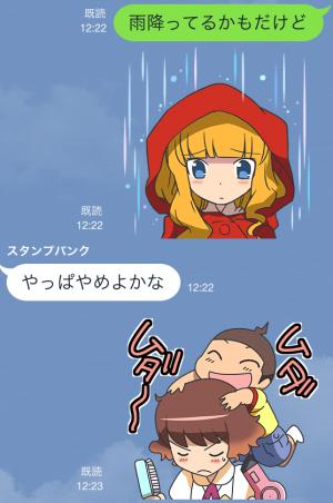 【アニメ・マンガキャラクリエイターズ】神のみぞ知るセカイ スタンプ (17)