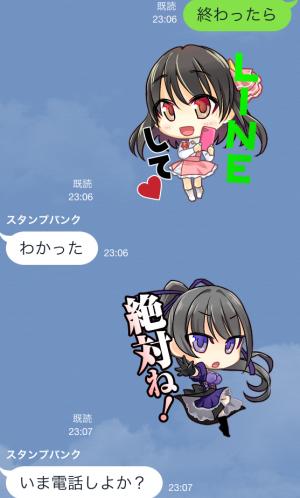 【ゲームキャラクリエイターズスタンプ】PCゲーム「アイコレ〜with you〜」 スタンプ (12)