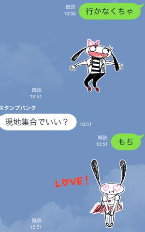 【動く限定スタンプ】へネスちゃん & マウリッツくん スタンプ(2015年01月26日まで) (7)