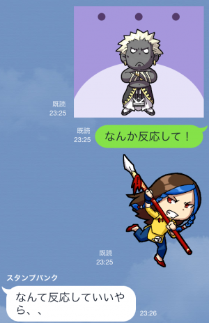 【ゲームキャラクリエイターズスタンプ】THE KING OF FIGHTERS vol.1 スタンプ (12)