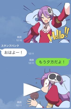 【アニメ・マンガキャラクリエイターズ】神のみぞ知るセカイ スタンプ (3)