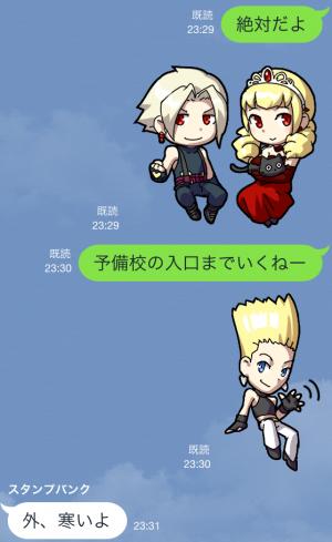 【ゲームキャラクリエイターズスタンプ】THE KING OF FIGHTERS vol.1 スタンプ (19)