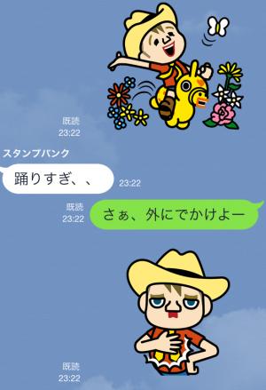 【企業マスコットクリエイターズ】RODY Kids スタンプ (5)