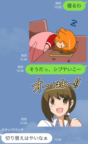 【アニメ・マンガキャラクリエイターズ】神のみぞ知るセカイ スタンプ (22)
