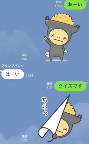 【企業マスコットクリエイターズ】イタメくん スタンプ (3)