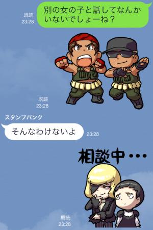 【ゲームキャラクリエイターズスタンプ】THE KING OF FIGHTERS vol.1 スタンプ (15)