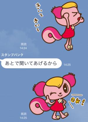【企業マスコットクリエイターズ】モーリーファンタジー スタンプ (5)