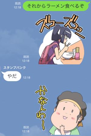 【アニメ・マンガキャラクリエイターズ】神のみぞ知るセカイ スタンプ (10)