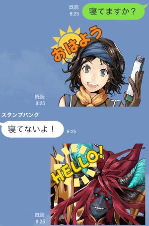 【ゲームキャラクリエイターズスタンプ】シャイニング・フォースクロス スタンプ (15)