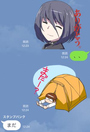 【アニメ・マンガキャラクリエイターズ】神のみぞ知るセカイ スタンプ (19)