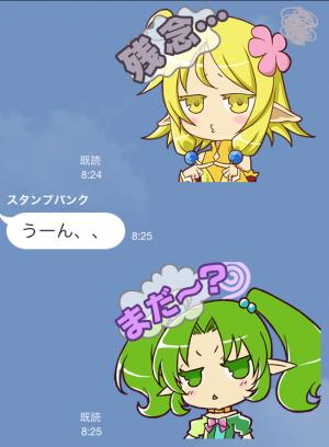 【ゲームキャラクリエイターズスタンプ】シャイニング・フォースクロス スタンプ (14)