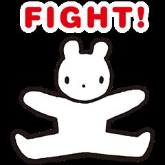 【隠しスタンプ】おかいものクマ スタンプ(2015年03月19日まで)
