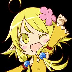 【ゲームキャラクリエイターズスタンプ】シャイニング・フォースクロス スタンプ