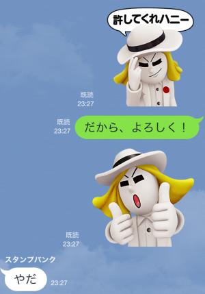 【限定スタンプ】LINEレンジャー スタンプ(2015年03月08日まで) (14)
