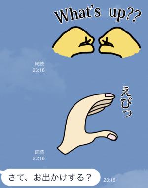 【テレビ番組企画スタンプ】テラスハウス名言スタンプ (6)