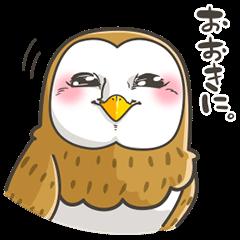 【無料スタンプ速報】フク子さん スタンプ(2015年03月02日まで)