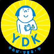 【無料スタンプ速報】YDK応援!明光の動くスタンプ(2015年03月09日まで)