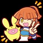 【ゲームキャラクリエイターズスタンプ】ぷよぷよ スタンプ