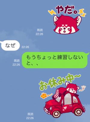 【企業マスコットクリエイターズ】むさしのPikku スタンプ (6)