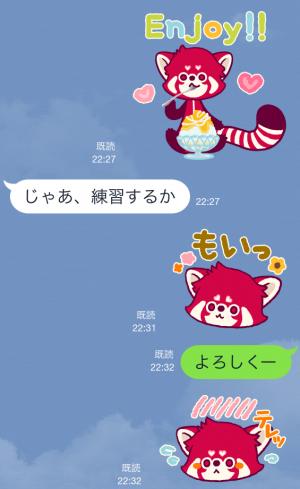 【企業マスコットクリエイターズ】むさしのPikku スタンプ (7)