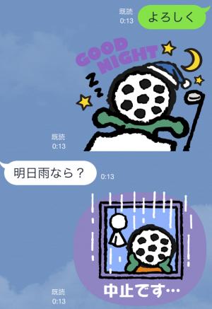【企業マスコットクリエイターズ】ゴルパ君 スタンプ (9)