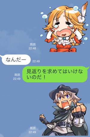 【ゲームキャラクリエイターズスタンプ】『レッドストーン』キャラクタースタンプ (6)