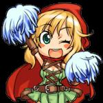 【ゲームキャラクリエイターズスタンプ】『レッドストーン』キャラクタースタンプ