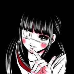 【アニメ・マンガキャラクリエイターズ】アンダーワールド スタンプ