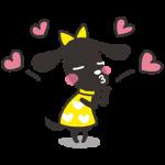 【動く限定スタンプ】おめかし犬ピク&ニック スタンプ(2015年04月06日まで)
