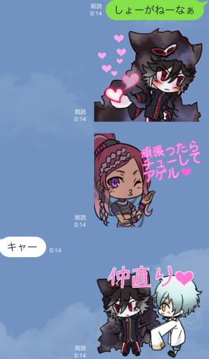 【ゲームキャラクリエイターズスタンプ】グリム's プリンセス 〜童話姫〜 改訂版 スタンプ (8)