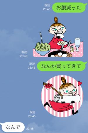 【公式スタンプ】リトルミイ スタンプ (6)