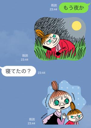 【公式スタンプ】リトルミイ スタンプ (4)