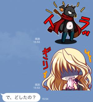 【アニメ・マンガキャラクリエイターズ】グリザイアの果実 SDスタンプ (5)
