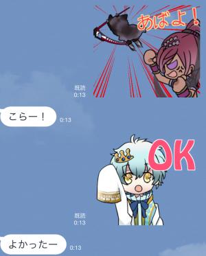 【ゲームキャラクリエイターズスタンプ】グリム's プリンセス 〜童話姫〜 改訂版 スタンプ (7)