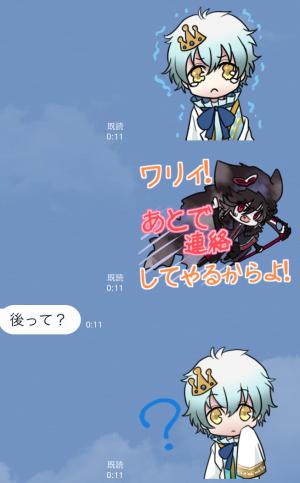 【ゲームキャラクリエイターズスタンプ】グリム's プリンセス 〜童話姫〜 改訂版 スタンプ (4)