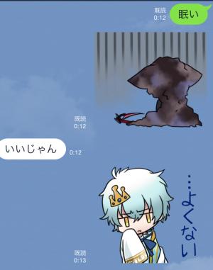 【ゲームキャラクリエイターズスタンプ】グリム's プリンセス 〜童話姫〜 改訂版 スタンプ (6)