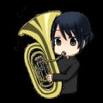 【アニメ・マンガキャラクリエイターズ】sing!スタンプ2 スタンプ