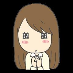 【動く限定スタンプ】進研ゼミ『高校講座』スタンプ(2015年05月04日まで)
