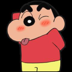 【公式スタンプ】動くゾ!クレヨンしんちゃんアニメスタンプ