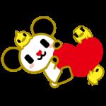 【テレビ番組企画スタンプ】ゴーちゃん。(GOEXPANDA) スタンプ
