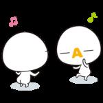 【動く限定スタンプ】ざっくぅ スタンプ(2015年05月11日まで)